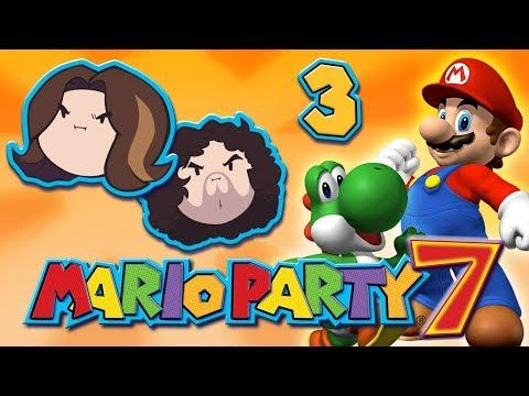 Mario Party 7: Toad Blows - PART 3 - Game Grumps VS (видео)