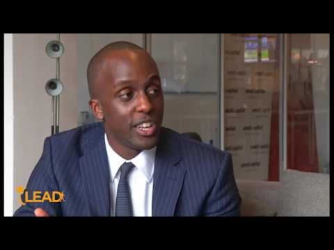 iLEAD AFRICA with Ivan Mbowa on setting up a Tech business