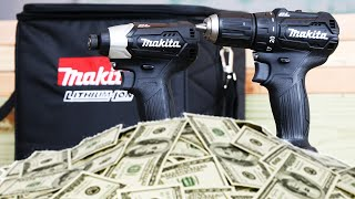 ARE MAKITA SUBCOMPACT POWER TOOLS WORTH THE MONEY?