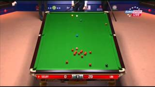 Mark Selby - Lin Shuai (Full Match) Snooker Shanghai Masters 2013 - Round 1