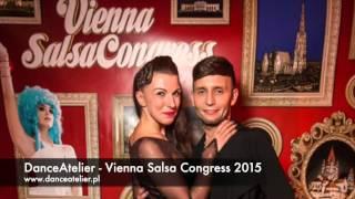 Dance Atelier Barbara Materka na Vienna Salsa Congress 2015