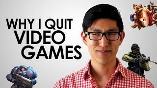 Video Why I Quit Video Games MP3, 3GP, MP4, WEBM, AVI, FLV Maret 2018