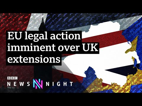 Are the problems of checks between Britain and Northern Ireland insurmountable? - BBC Newsnight