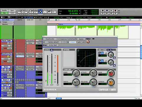 Vocal Exciter (Pro Tools Tips & Tricks Vol 2)