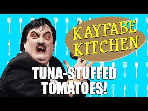 Paul Bearer's Tuna-Stuffed Tomatoes | Kayfabe Kitchen