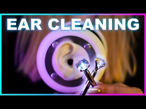 ASMR Rough Ear Cleaning ( no talking ) 1 hour Intense ASMR