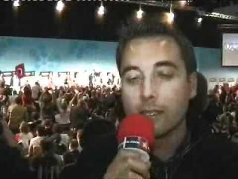 Pressconference  (Semi Final 2007)