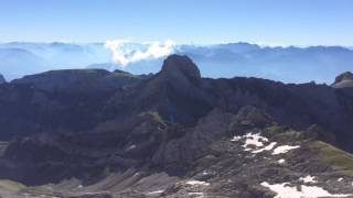 スイス発 ゴツゴツした岩が印象的な名峰センティスSäntis山【スイス情報.com】