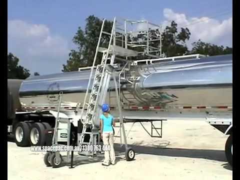 Portable Tank Truck Access System | TTX