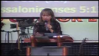 Pra Marina - Autoridade Espiritual 26-10-2014