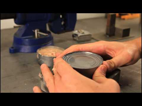 How to Open a Can without Can Opener
