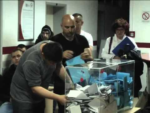 Sve je bilo regularno: Zatvaranje biračkih mesta