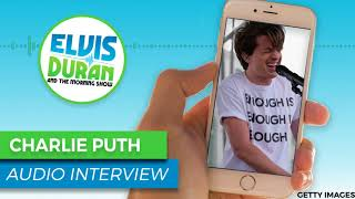 Video Charlie Puth Reveals Why Upcoming Single 'The Way I Am' Will Shock People | Elvis Duran Show MP3, 3GP, MP4, WEBM, AVI, FLV Mei 2018