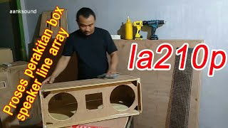 Video Cara buat bok line array la210p MP3, 3GP, MP4, WEBM, AVI, FLV Juli 2018