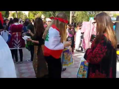 Indomie In International Day In Dhahran Academy Part 1