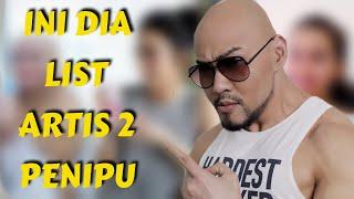Video HATI-HATI❗️ARTIS-ARTIS INI MENIPU KITA!!! MP3, 3GP, MP4, WEBM, AVI, FLV Agustus 2019