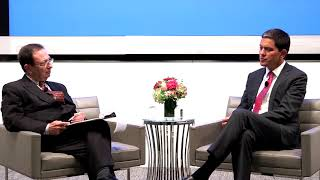 Interview with David Miliband: What is the state of the world geopolitical order?