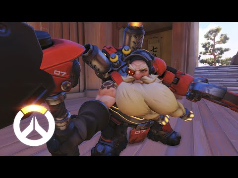 Overwatch - Torbjörn Gameplay Preview