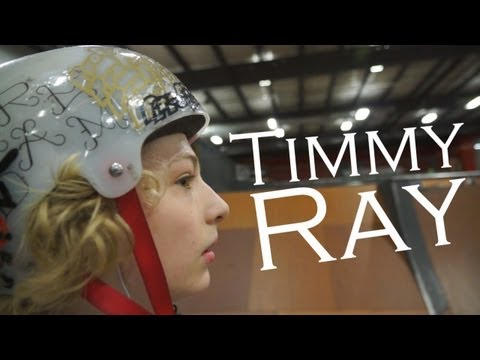 Timmy Ray @ Autumn Ramp Park