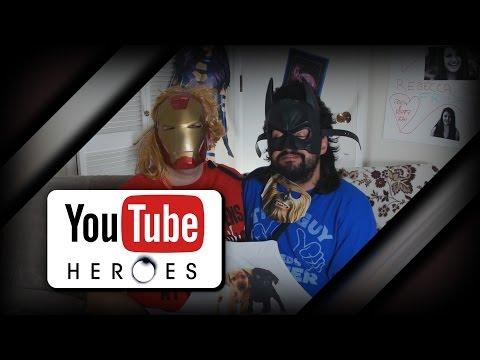 We are like YouTube heroes and Grandma wants Rent!