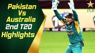 Pakistan Vs Australia 2018 | 2nd T20I | Highlights | PCB