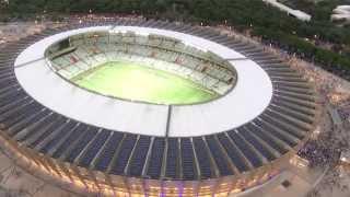 VÍDEO: Belo Horizonte vai receber partidas de futebol dos Jogos Olímpicos de 2016