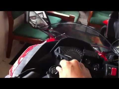 Ninja 250R FI 2013