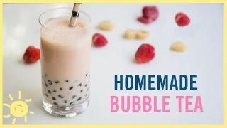 EAT | Bubble Tea (Kid-Friendly)