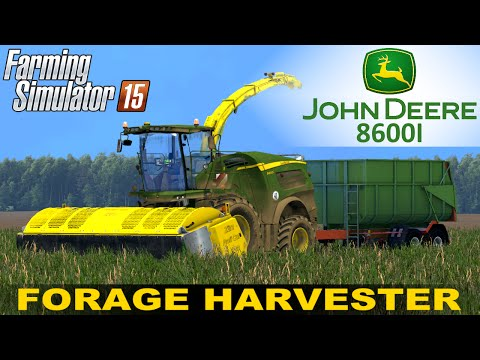 John Deere 8600i