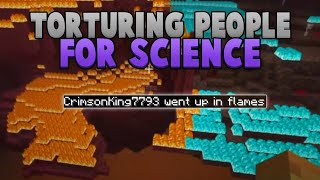 I Made A Survival Minecraft Server That Was Literally Torture