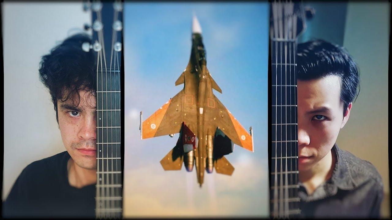 """Sol Squadron"" Ace Combat 7 – Acoustic Guitar Duo Cover"