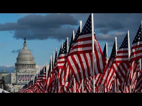 USA: Countdown für Amtseinführung läuft - Trump brüskiert Biden