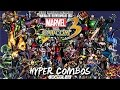 Ultimate Marvel Vs Capcom 3 For Playstation 4 All Hyper