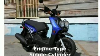9. 2009 Yamaha Zuma 125 -  Specs superbike motorbike Details Transmission Info Top Speed