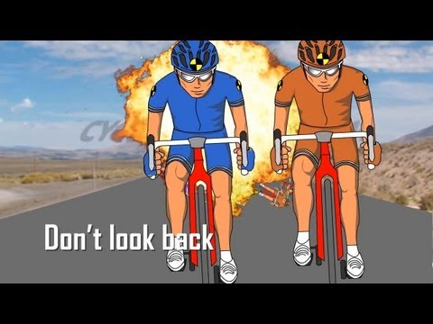 How to Avoid Accident and Injury on a Road Bike