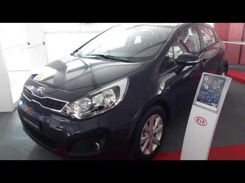 2014 Kia Rio Spice Hatchback 2014 al 2015 video review Caracteristicas versión Colombia
