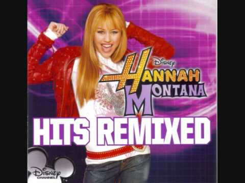 ����� Hannah Montana - Who Said (Remix)
