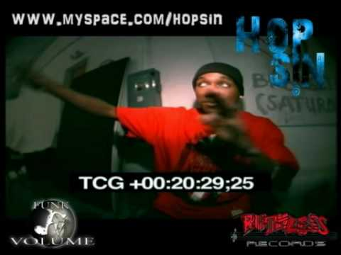 Hopsin Behind-The-Scenes