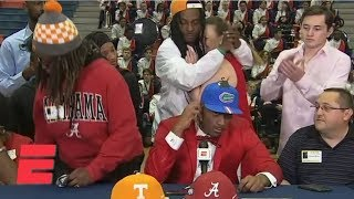 National Signing Day 2018 highlights: Where top college football recruits landed | ESPN