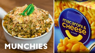Make a Boxed Mac and Cheese Better by Munchies