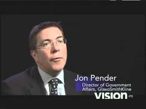 Jon Pender discusses GSK's efforts in Africa