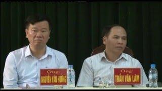 Đại biểu Quốc hội tiếp xúc cử tri phường Phương Đông