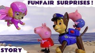 Funfair Surprises