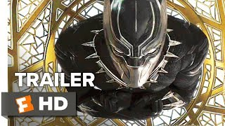 Video Black Panther Trailer #1 (2018) | Movieclips Trailers MP3, 3GP, MP4, WEBM, AVI, FLV Juni 2018