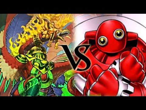 Fire Kings Vs Machina Gadgets – Yugioh Locals Round 1 (July 2014)