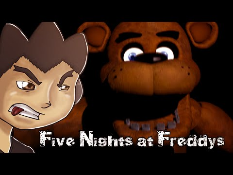 freddyw - Hello my Little Geeks! Welcome to 5 Nights at Freddy's! This game, oh man this game. It's so freaking scary. FACECAM for the first time here on LixianVG. It's the first time I'm using facecam...