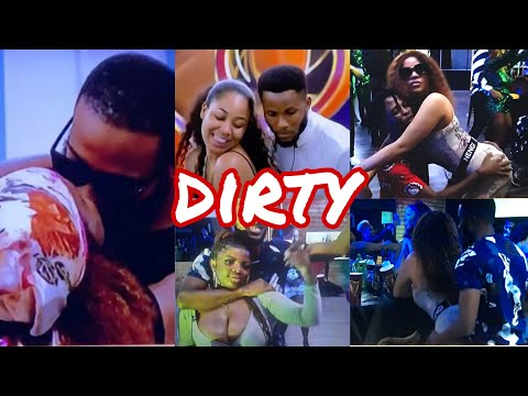 #BBNaija Lockdown Season 5 Party Gets DIRTY💦💦💦 (full), 1st Party Big Brother Naija Lockdown Season 5