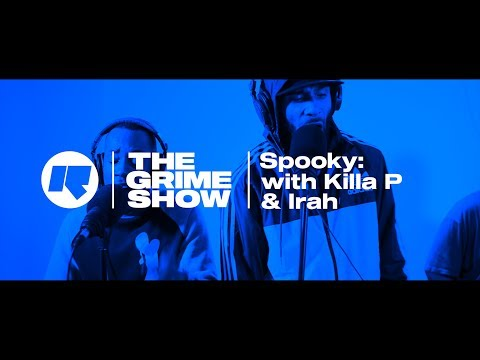 THE GRIME SHOW: SPOOKY WITH KILLA P & IRAH @SpartanSpooky @KillaPmc @irah2017