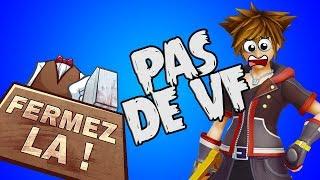 Video The French dub of Kingdom Hearts III - Mini SHUT UP MP3, 3GP, MP4, WEBM, AVI, FLV Agustus 2018