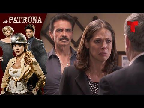 La Patrona - La Patrona / Capítulo 49 (1/5) / Telemundo